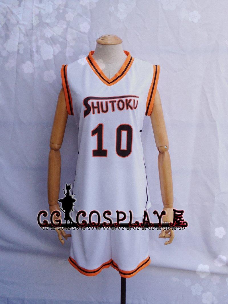 Free Shipping Cosplay Costume Kuroko's Basketball Kuroko no Basuke Takao kazunari New in Stock Halloween Christmas(China (Mainland))