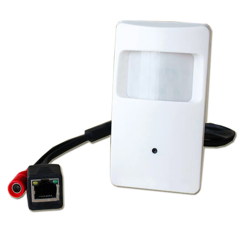 1.3MP 960P HD Pir Motion Detector P2P Pinhole IP Camera ONVIF Covert Hidden PIR IP Camera Security Network Cameras Supprt Phone(China (Mainland))