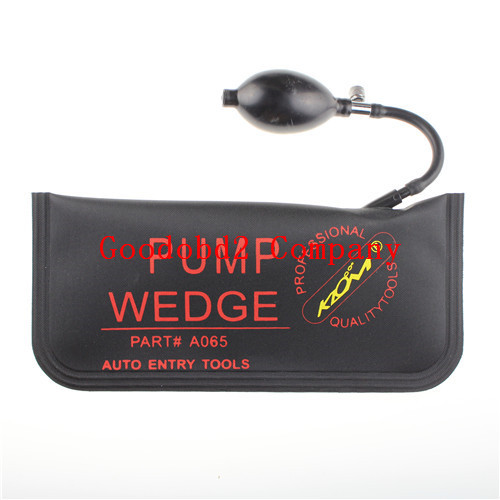 Professional locksmith Tool KLOM Pump wedge Air Wedge Auto Entry Tools Black Large