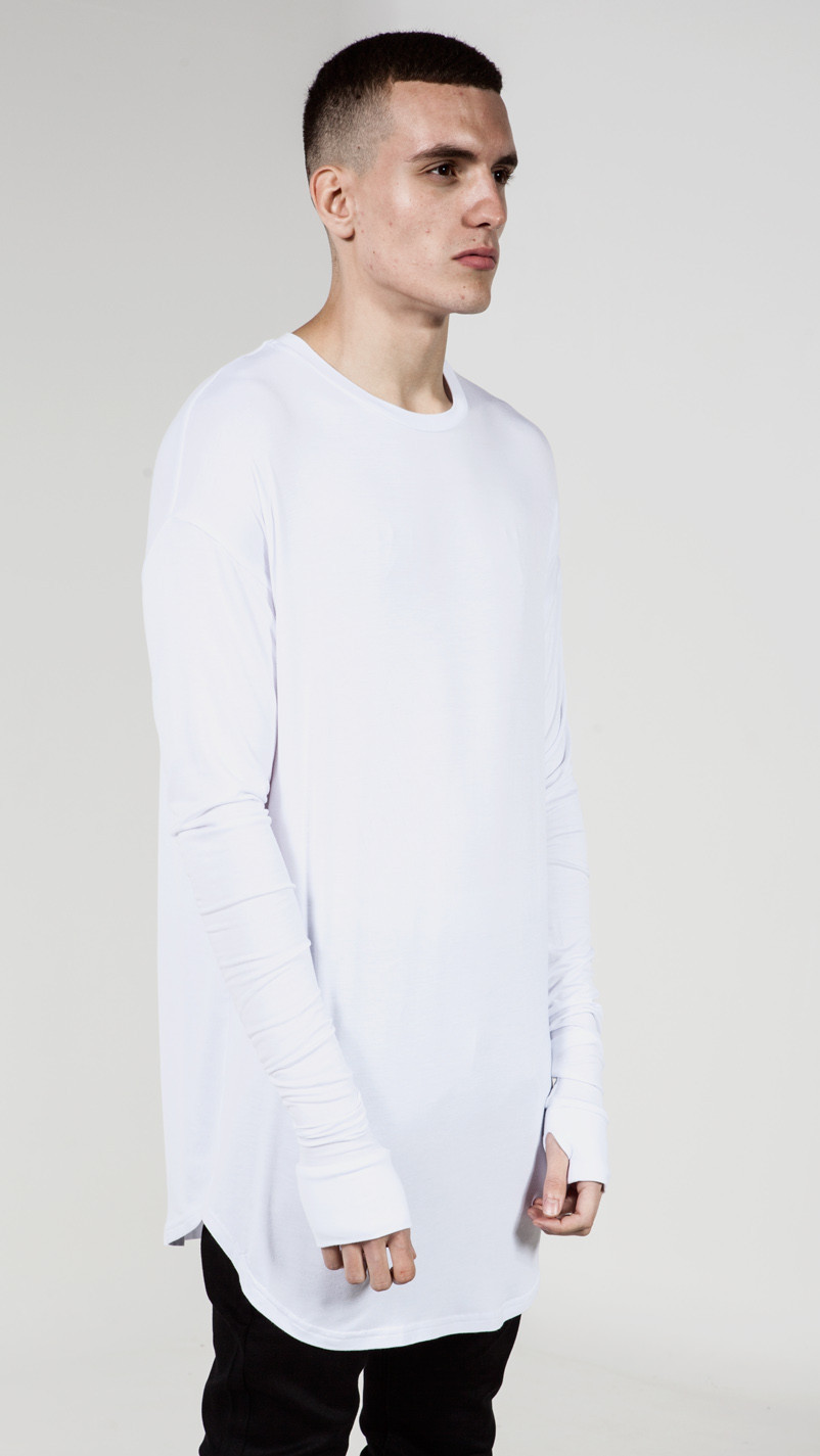 The search for the perfect white tee can be exhausting: How opaque is it? Will these these sleeves flatter soon-to-be-cut triceps? Does it give off enough of a '90s-era Kate Moss for Calvin Klein.