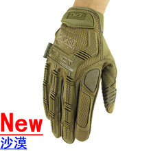 Original Mechanix Wear M-Pact Tactical Gloves Airsoft Military Paintball Shooting Bicycle Outdoor US Armed Full Finger Gloves(China (Mainland))