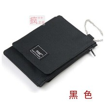 Black Thin 22 card slots Multiple ID Bank Credit Card Case Holder for Men and Women coin Purse Wallet Snap Closure Free Shipping(China (Mainland))