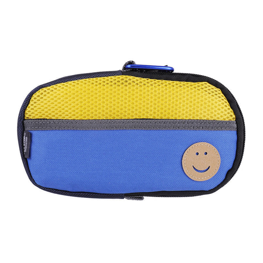 Yellow plus blue Protective Soft Travel Carry Storage Bag Cover Case Pouch Sony PS Vita PSV - Guangzhou PROGRESS Electronic Co.,Ltd. store