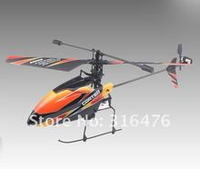 V911 BNF China post free shipping - WL V911 4CH 2.4GHz LCD screen Single Propeller / single blade R/C RC Helicopter BNF Kit