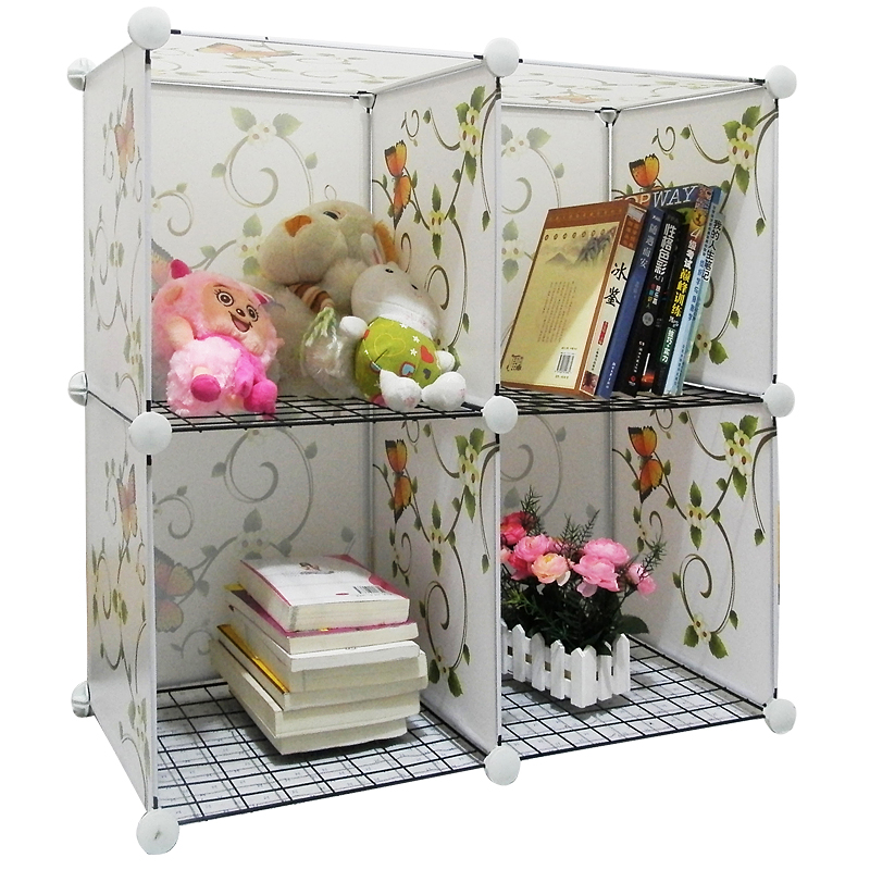 Storage cabinet finishing frame storage toy storage shelf small bookcase tools<br><br>Aliexpress