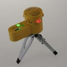 New Plastic Multifunction Laser Level Leveler Tool with Tripod Useful