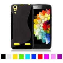 For Lenovo k30w Silicone S LINE TPU Cover Case For Lenovo Lemon K3 K30W K30 k30-t K30-W Plastic Rubber Matte Cover Phone Case