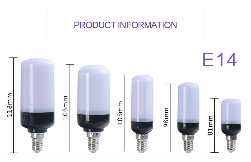 E14E E27 B22 LED LAMP (7)