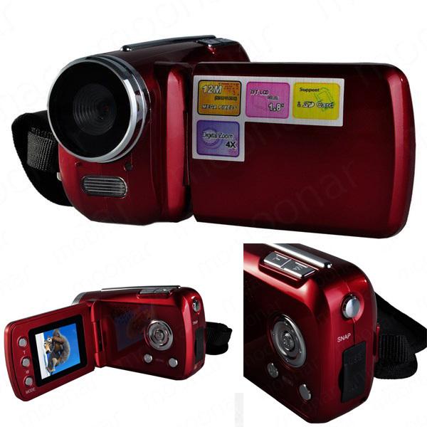 Цифровая фотокамера 1,8/d1 SD/MMC