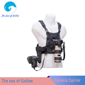 MICNOVA Carrier II Multi Camera Carrier Photographer Vest with Dual Side Holster Strap for Canon Nikon