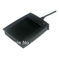 Free shipping  ISO 14443A RFID Desktop Reader,  Reader/Writer+5PCS Tag