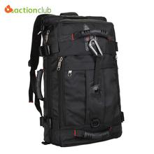 Brand Design men's travel bags outsport fashion men backpacks Men's multi-purpose travel backpack multifunction shoulder bag(China (Mainland))