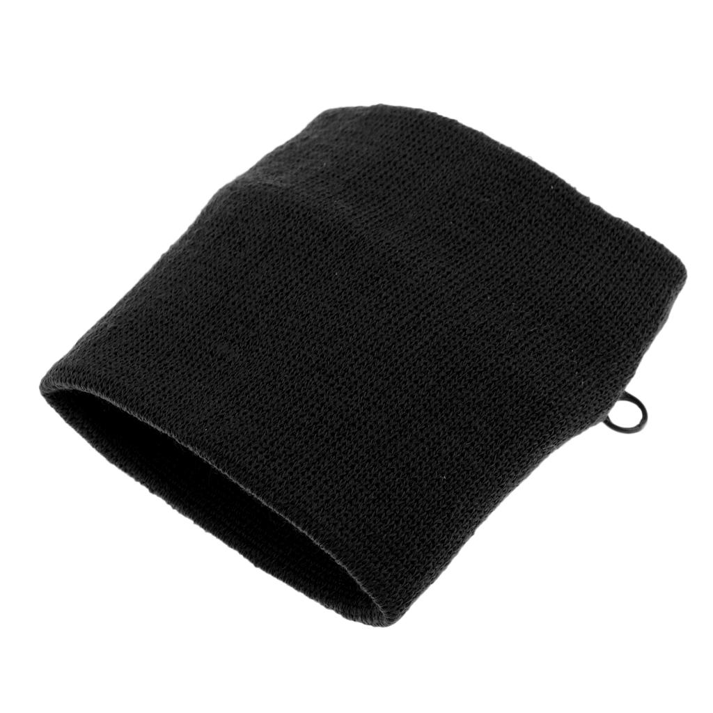 Set 4 Unisex Zipper Wallet Wrist Band Pocket Sweatband for Sport Travel Running Cycling Volleyball Basketball Football Baseball