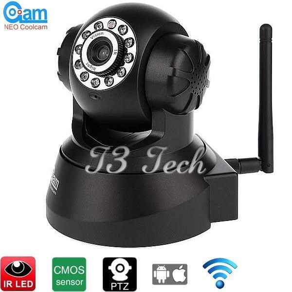 Wireless WiFi ip Camera 300K Pixels 640 x 480 HD Support iPhone/iPad/3G phone/Android smartphone Ethernet Cable Included(China (Mainland))
