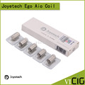 AliExpress Product-ID 32641569810: 100% Original Joyetech 0.6ohm BF SS316 Stainless Steel Replacement Coil Head 5pcs, lot. Offer:$10.25; Retail:$11.40; You Save $1.15; Lot:5 pcs