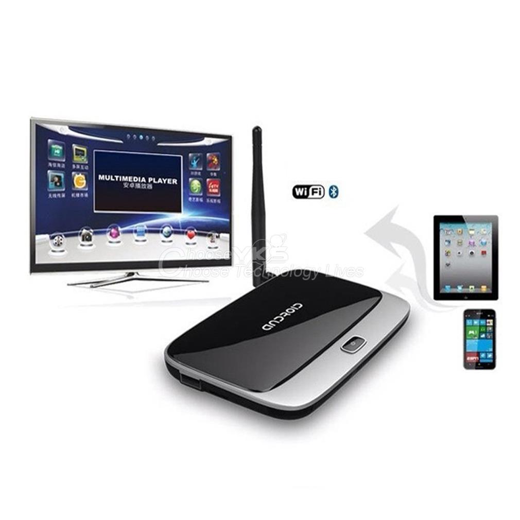 Cs918 четырехъядерный андроид 4.2 TV игрок микро-hdmi wi-fi 1080 P 2 ГБ 8 ГБ ес разъем YKS