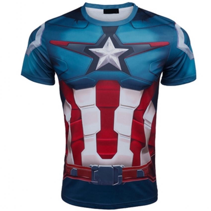 Flash man Hulk Batman Retro Spiderman Venom Ironman Superman Captain America Xmen Marvel T shirt Avengers Superhero - Fashion Men Clothing Store NO.1 store