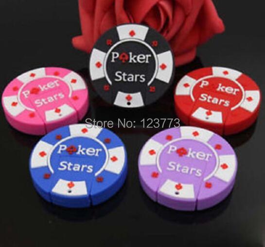 New free shipping 10pcs/lot cartoon chip / poker model usb 2.0 memory stick flash drive pen drive(China (Mainland))