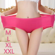 Buy Panties Women Underwear Big Size Panties XL 2XL Bamboo Panties Large Underwear Briefs Ladies Woman Underwear Big Size Briefs for $1.46 in AliExpress store