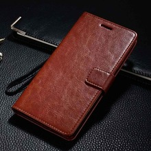 , Leather Case Huawei Honor 5A 5C 7i 8 Vintage Stand Fashion Cover - 3C Phone Accessories store