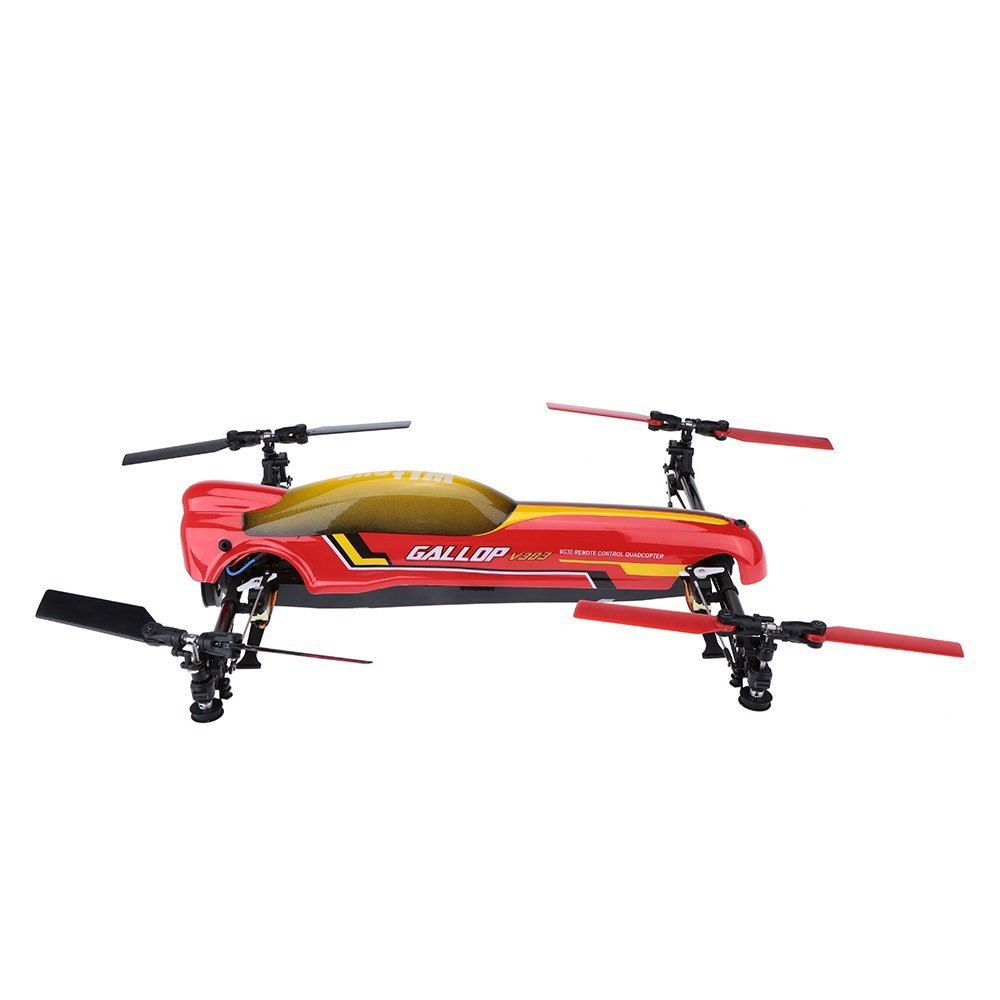 WLtoys V383 500 Electric 3D 6CH 6-Axis 2.4GHz RC Quadcopter Drone RTF