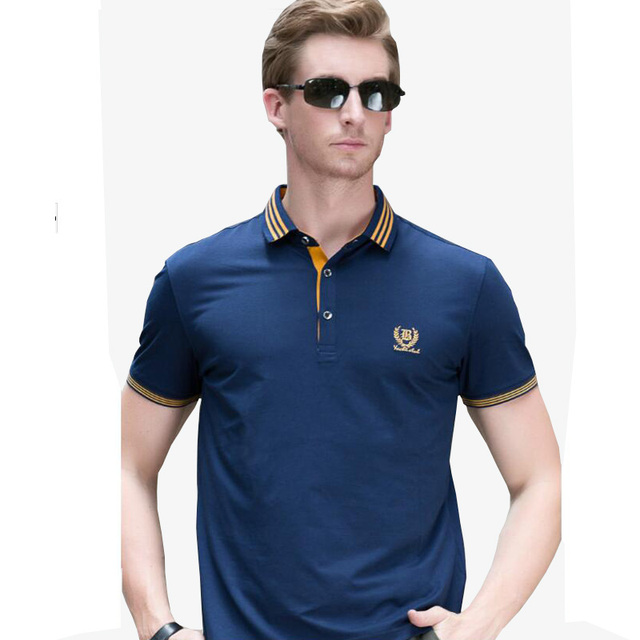 Polo man for Business casual polo shirt