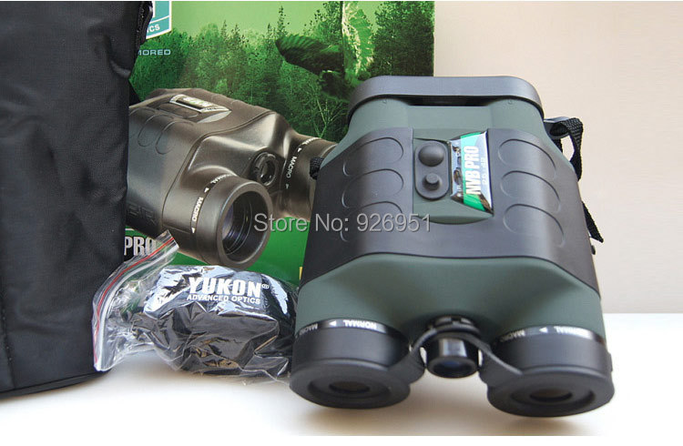 high quality  free shipping Belarus YUKON 25012  2.5x42 Glimmer Infrared Night Vision  Binoculars Outdoor Hunting / Detect  <br><br>Aliexpress