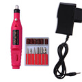 Electric Manicure Drill for Nail Power Drill Machine Electric Manicure Pedicure Drill File Polish Pen Nail
