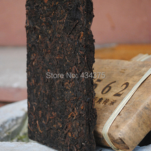 2008 years chinese yunnan ripe puer tea 250g pu er tea brick menghai old 7562 pu