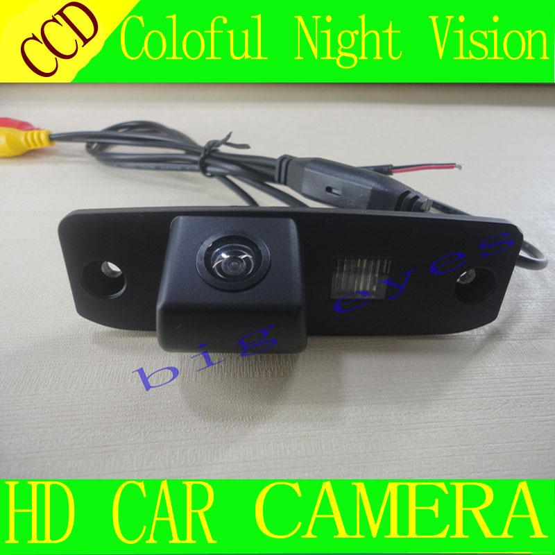 CCD Car Rear View Parking Reversing Back up Camera 170 Degree For Hyundai Elantra / Sonata NF / Accentt / Tusson / Terracan(China (Mainland))