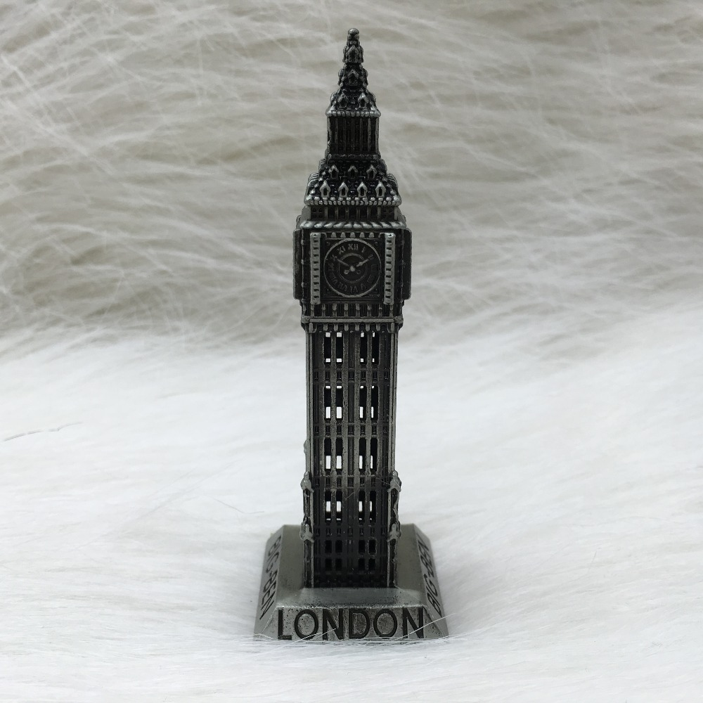 Big ben souvenir reviews online shopping big ben for Mini tin mailboxes for crafts