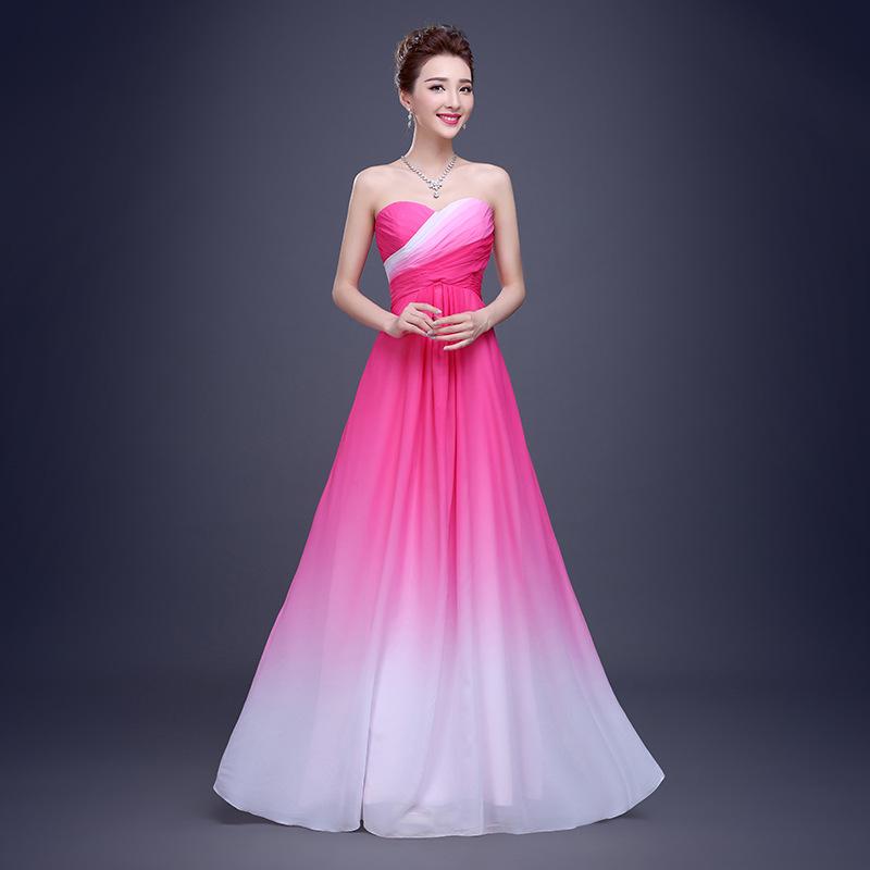 Cheap Hot Pink Prom Dresses - Ocodea.com
