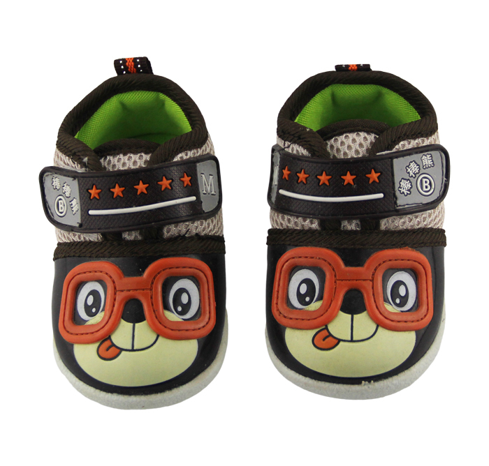 2015 New Baby Boy Shoes Antiskid Soft Prewalkers Velcro Footwear Infants Toddler - Yiwu Superfashion E-commerce Business Firm store