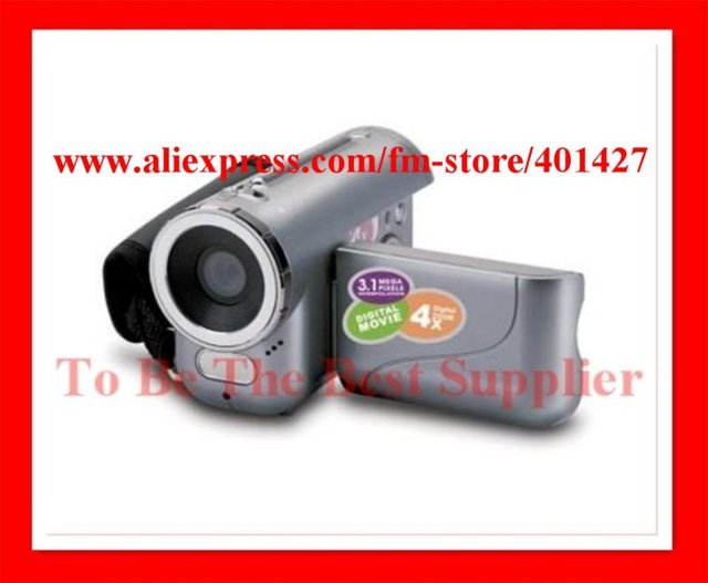 2011 NEW Arrival Digital Video Camera, 1.5' LCD Digital Video Camcorder, Mini DV Player, 3.1MP DV136 Hot Sale for Gift