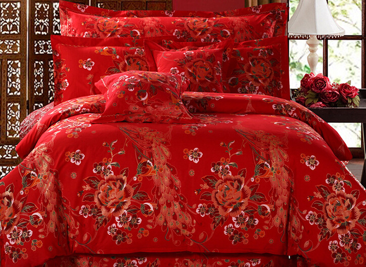 Dorm Bedding Sets Queen Tokida For - Chinese dragon comforter set