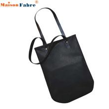 Buy Fashion Women Girls Leather Shopping Handbag Shoulder Tote Shopper Bag si 17 for $5.85 in AliExpress store