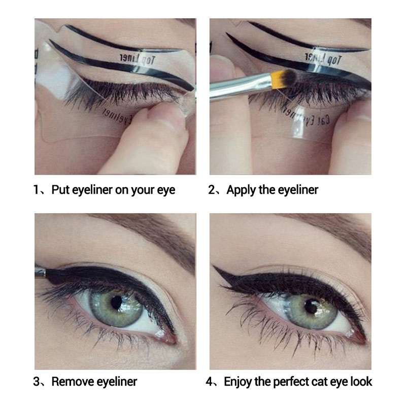 Popular Eyeliner Stencil-Buy Cheap Eyeliner Stencil lots ...