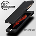 For Apple iPhone 7 6 6s Plus Luxury 360 Degree Protection Mobile Phone Case Capa Cover