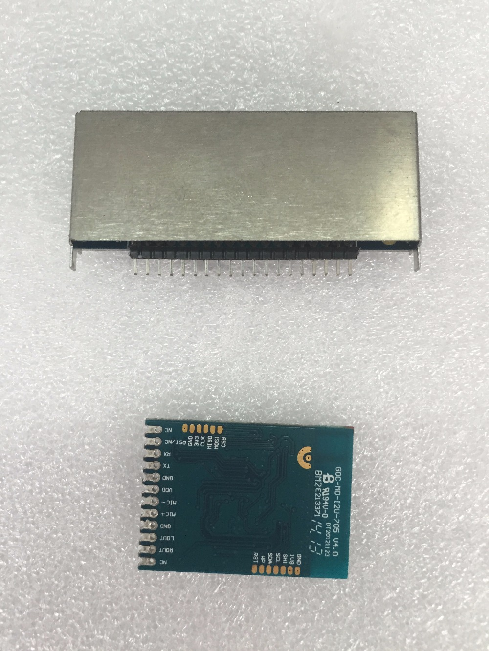 fit for car dvd gps radio module si 4755 chip component and bluetooth module(China (Mainland))