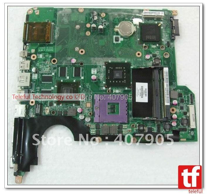 Motherboard for HP DV5 504641-001 PM model(China (Mainland))