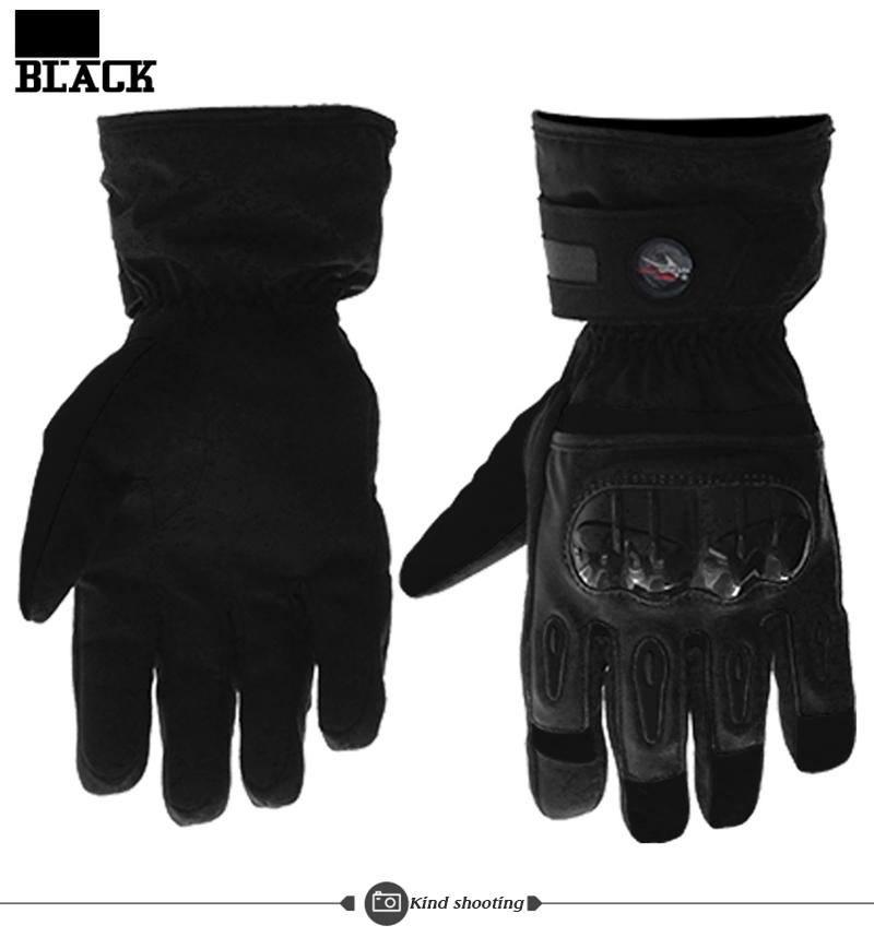 2*pcs Motorcycle Gloves Winter Warm Waterproof Windproof Protective Gloves Waterproof Guantes Moto Luvas alpine stars gloves(China (Mainland))