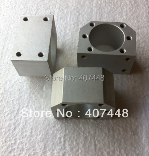 DSG16H 1605 ball nut housing bracket holder aluminium SFU1605 SFU1604 SFU1610 CNC parts - lishui city hengli Automation Technology co., ltd. store