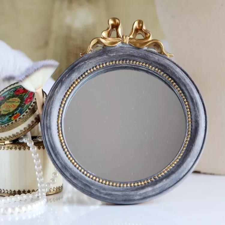 Ronde en bois miroir achetez des lots petit prix ronde for Miroir petit prix