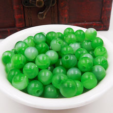 Buy Acrylic Spacer Beads Ball Mixed Dyed About 8.0mm Dia, Hole: Approx 1.5mm, 80PCs 2016 New Style for $2.35 in AliExpress store