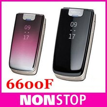 6600 Fold Unlocked Original Nokia 6600F Mobile Cell Phone cellphone(China (Mainland))