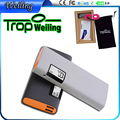 Tropweiling 18650 power bank 15000mah mobile charger pover bank portable phone battery charger powerbank for All