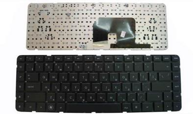 Russian Keyboard Hp Pavilion Dv6-3000 DV6- 3110er Lx6 WITH FRAME RU Black laptop keyboard - Marvin liang's store
