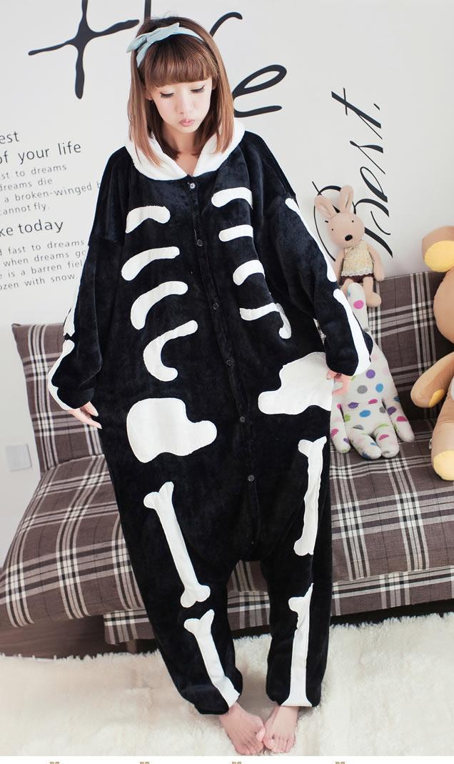 Acquista all ingrosso online scheletro pigiama da