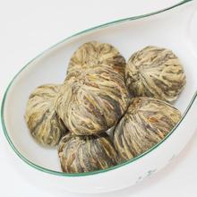 Promotion Organic Jasmine Flower Tea Green Tea Multicolored Golden Flower Blooming Tea 50g Secret Gift Free