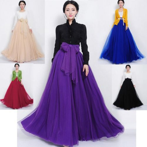 Long skirts for evening – Modern skirts blog for you